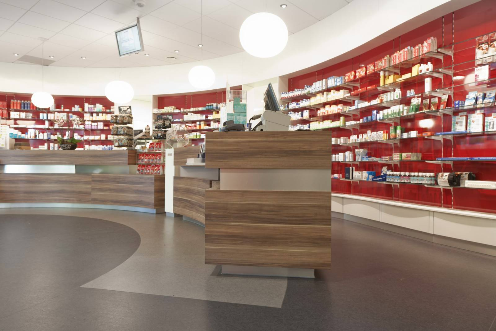 Secure your Drugstore and Pharmacy with EAS Antennas from Cross Point
