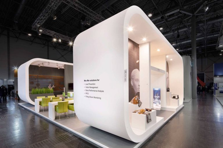 Cross Point Stand EuroShop